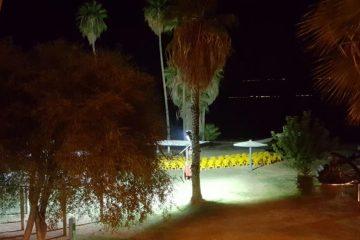 חניון לילה כנרת