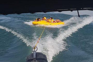 אטרקציות בכנרת ספורט ימי